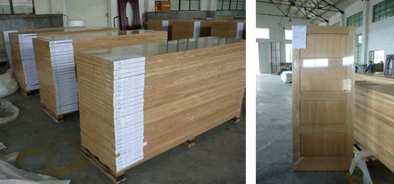 UK Prefinished Oak Door & UK Prefinished Oak Door - Forest Bright Wood Doors