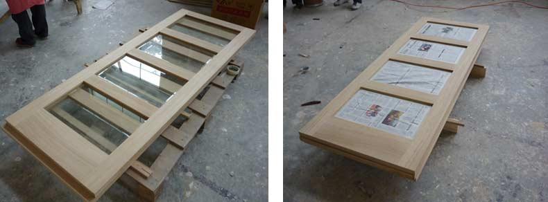 UK Prefinished Oak Door