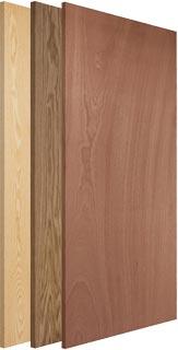 Architectural Flush Wood Doors