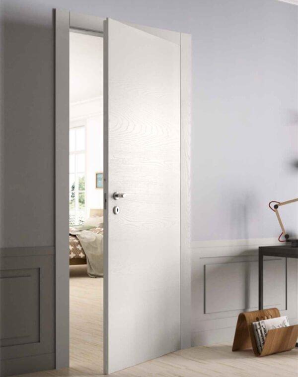 Flush Wood Door Forest Bright Wood Door