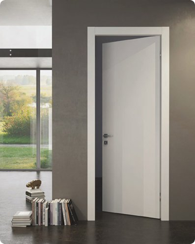 Paint Grade Flush Door