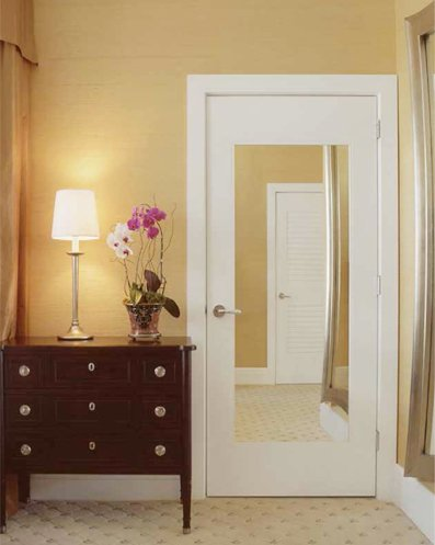 Paint Grade MDF Stile & Rail Door