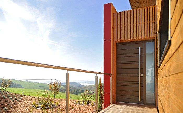 Modern Doors for France Luxury Villas