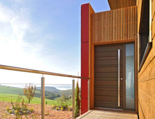 Modern Doors for France Luxury Villas