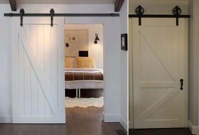 Sliding barn doors  to Australia