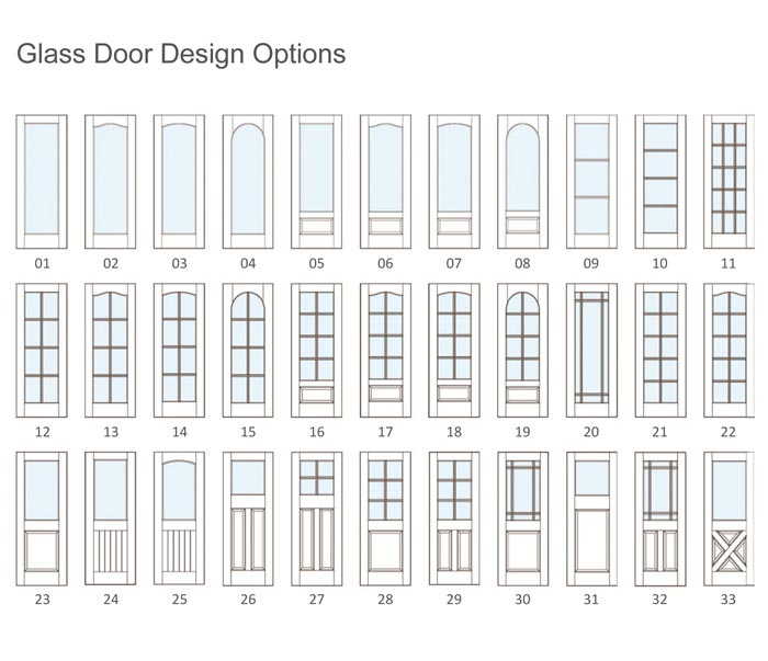 Stile and rail wood doors forest bright wood doors for Wood stile and rail doors