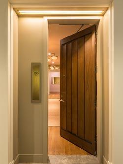 Stain Grade Veneer Stile & Rail Doors1