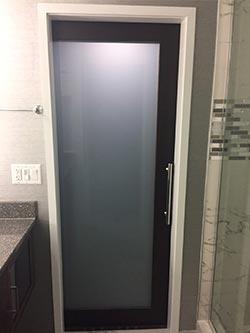 Stain Grade Veneer Stile & Rail Doors