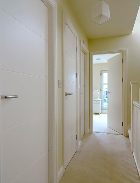 Paint grade flush interior doors forest bright wood doors planetlyrics Choice Image