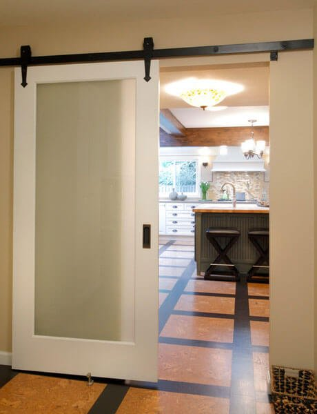 Paint grade mdf stile and rail doors forest bright wood for Wood stile and rail doors