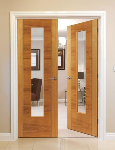 Stain Grade Veneer Stile u0026 Rail Doors & Stain Grade Veneer Stile u0026 Rail Doors - Forest Bright Wood Doors pezcame.com