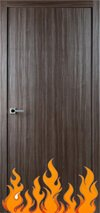 Commercial Fire Rated Wood Doors