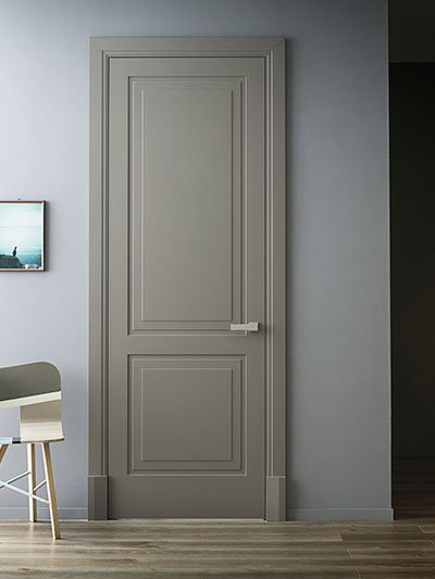 2 Panel Solid Core Interior Doors