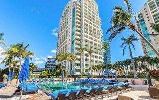 Hotel Entry Door for Ritz-Carlton Coconut Grove