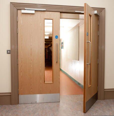 HPDL Fire Rated Door
