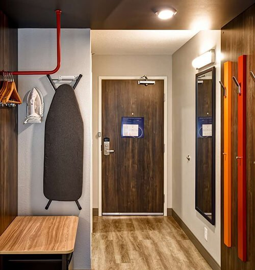 Wood Veneer Fire Rated Doors