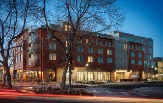 Provides Barn Doors for The Elizabeth Hotel Denver